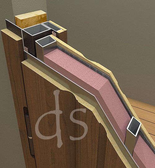 металлические тамбурные двери от производителя с установкой цена в балашихе