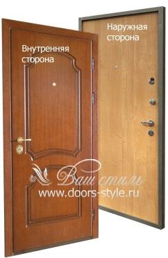 Входная двери Ретро