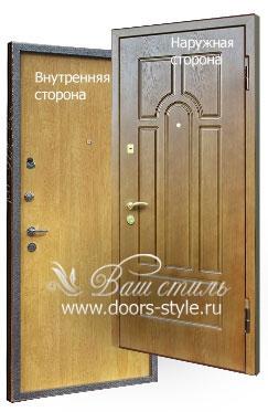 Входная дверь Куратор