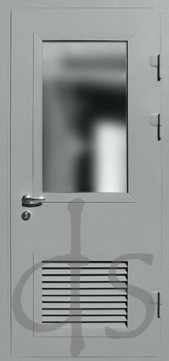 Техническая дверь